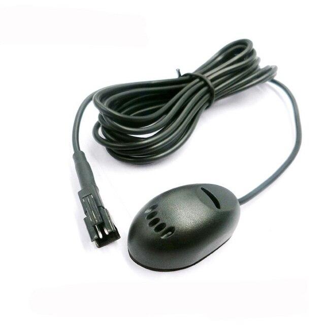 Enregistrement automatique professionnel de fenêtre domidirection de condensateur de Microphone de voiture avec la prise de SM pour la ligne damplificateur de voiture 2M