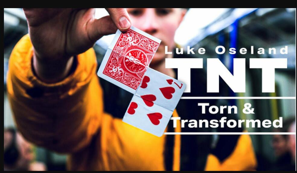 2020   TNT (Tear & Transform) By Luke Oseland , Magic Tricks (no Props)