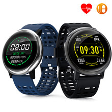 G30 Smart Watch 24h Heart Rate Blood Pressure Monitor Fitness Tracker 1.3inch Full Touch Screen Wrist Smartwatch for Men Women(China)