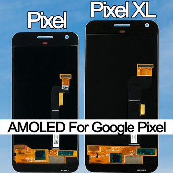 Amoled For HTC Nexus M1 Google Pixel XL LCD Display Touch Screen Digitizer Assembly Nexus S1 Google Pixel LCD Screen Replacement jskei для htc 816h lcd black