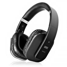 أغسطس EP650 سماعات رأس بلوتوث لاسلكية مع هيئة التصنيع العسكري/متعددة النقاط/NFC على الأذن بلوتوث 4.2 ستيريو الموسيقى aptX سماعة للتلفزيون والهاتف