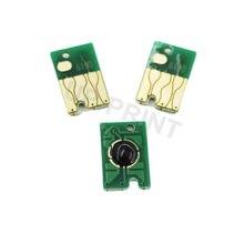 8 pièces T6190 de Puce De Réservoir D'entretien compatible Pour Epson 4900 4910 P5000 P5080 B300 B300DN B-310N B500 B510DN imprimante