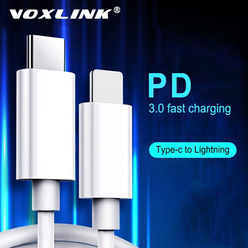 VOXLINK USB tipo C 18w USB-C para iPhone cargador de datos tipo-C Cable para iPhone x xs x xr 8 Xiaomi mi8 Samsung s8 s9 Huawei Mini cámara 160 grados HD 1080P DVR micrófono incorporado FPV microcámara de acción con Cable para RC Drone parte Accesorios