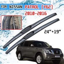 Für Nissan Patrol Y62 2010 2011 2012 2013 2014 2015 2016 Zubehör Auto Frontscheibe Wischer Klingen Pinsel Cutter U J Haken