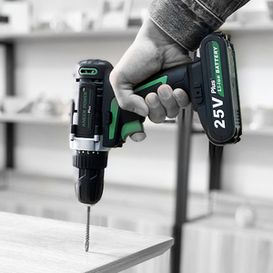 Image 5 - 25V 21V 16V 12V Plus Double Speed Electric Drill Cordless Hand Drill Mini Electric Screwdriver Rechargable Lithium Battery Drill