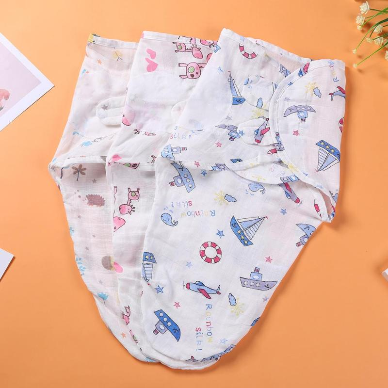Infants Baby Swaddles Cotton Soft Newborn Blankets Wrap Stroller Cover Play Mat Meticulous Weaving Good Warmth Retention