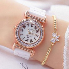 2020 femmes montre à Quartz vente chaude dames montres montre pour femmes de luxe femme résistant aux chocs Bracelet cadeau Orologio Donna