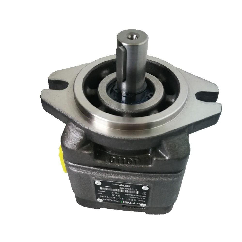 CP0 pompes CP0-10-P-20R CP0-10-P-10R pompe à engrenages interne marque ensoleillée pompe à huile haute pression
