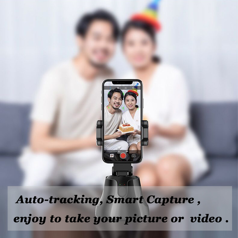 Person - Smart Face Tracking Phone Holder