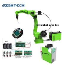 Промышленный сварочный робот с ЧПУ/роботизированная рука 6 осей