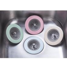 Сетчатый фильтр для раковины, сетчатый фильтр, сливная пробка для раковины, крышка, анти-блокирующее ситечко, стопор для остатков, кухонные инструменты для ванной комнаты