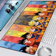 MRGBEST Dragon Ball Anime Large 900x400mm XL Laptop Mouse Pad Notbook