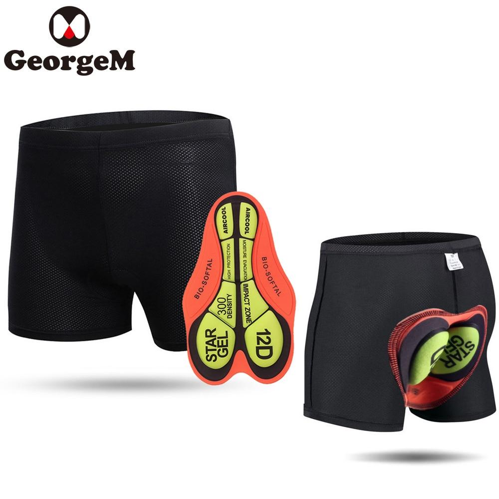 Nen Bike Shorts 3d Gel Pad Comfortable Underwear Shorts Women Outdoor Sports Running Riding Bike Bicycle Cycling Underwear