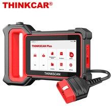 THINKCAR Thinkscan Plus S4 OBD2 Công Cụ Chẩn Đoán TPMS Dầu DPF ABS Thiết Lập Lại ABS Túi Khí Động Cơ Truyền BCM Hệ Thống Cổng OBD 2 máy Quét