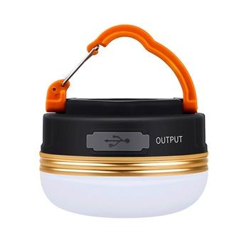 цена на Desert&Fox Tent LED Charging Light Pocketable USB Rechargeable Tent Lantern 3 Modes LED Light Power Bank Output Camping Lamp