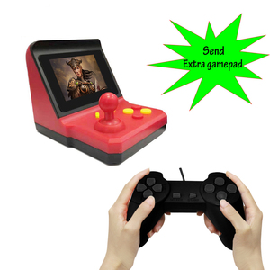 Image 4 - Mini Arcade Game Retro Machines for Kids with 600 Classic Video Games Console Home Travel Portable Gaming System Children Toys