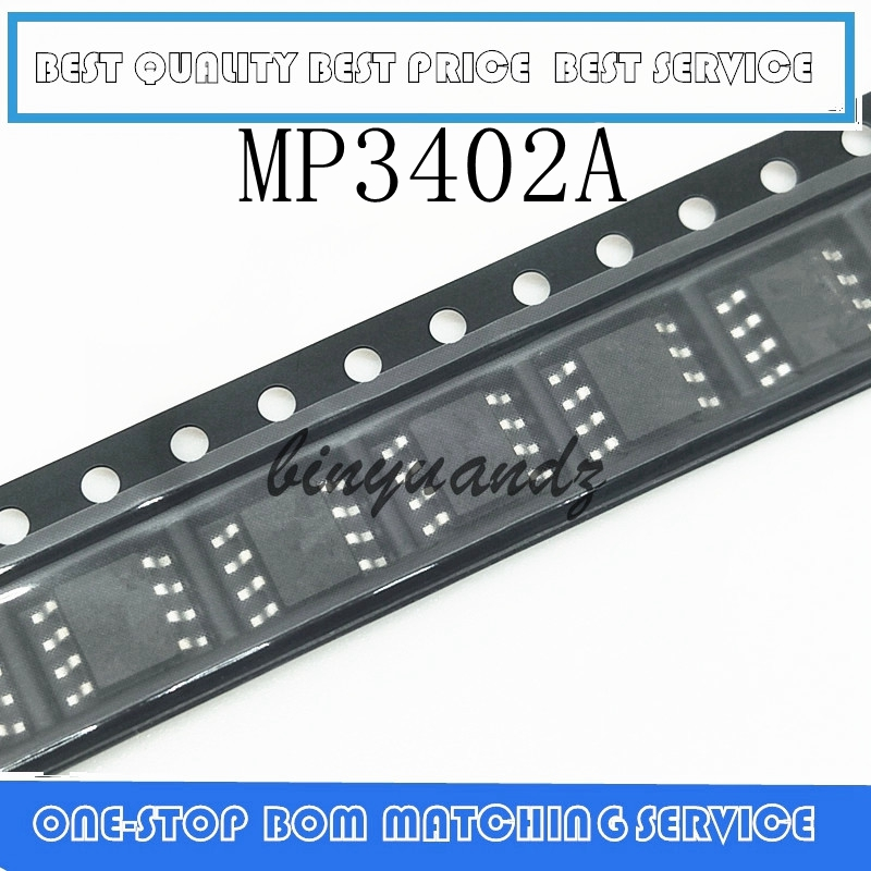 5 قطعة ~ 20 قطعة MP3402 MP3402A SOP-8