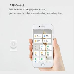 Image 5 - Mijia Aqara רכזת Mi Gateway עם RGB Led לילה אור בקרת הבית חכמה מערכת עבודה עם אפל Homekit Mijia App