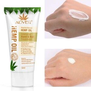 Hemp Oil Tender Hand Cream Han