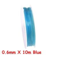 0.6mm X 10m Blue
