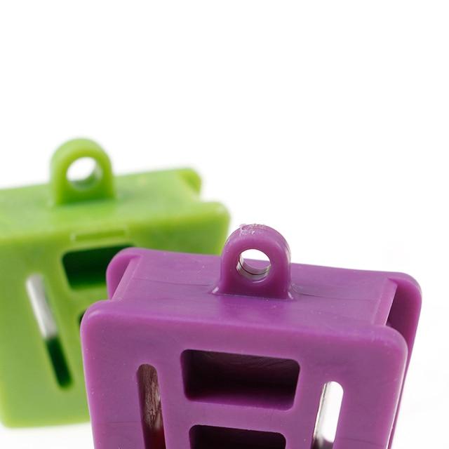 3 pièces 3 tailles bouche accessoire morsure caoutchouc ouvreur écarteur dentiste Mate Silicone bouche accessoire morsure caoutchouc ouvreur écarteur