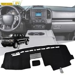 Xukey For Ford F150 F-150 1992 - 1996 2005 - 2019 Dashboard Cover Dashmat Dash Mat Pad Car Carpet Dash Cover