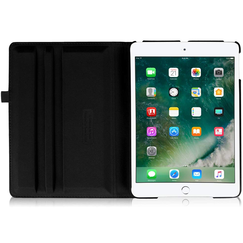 iPad 8th 2020 For PU 7th Stand 2019 Degree 10.2 Rotating Leather Cover Case 360 Flip