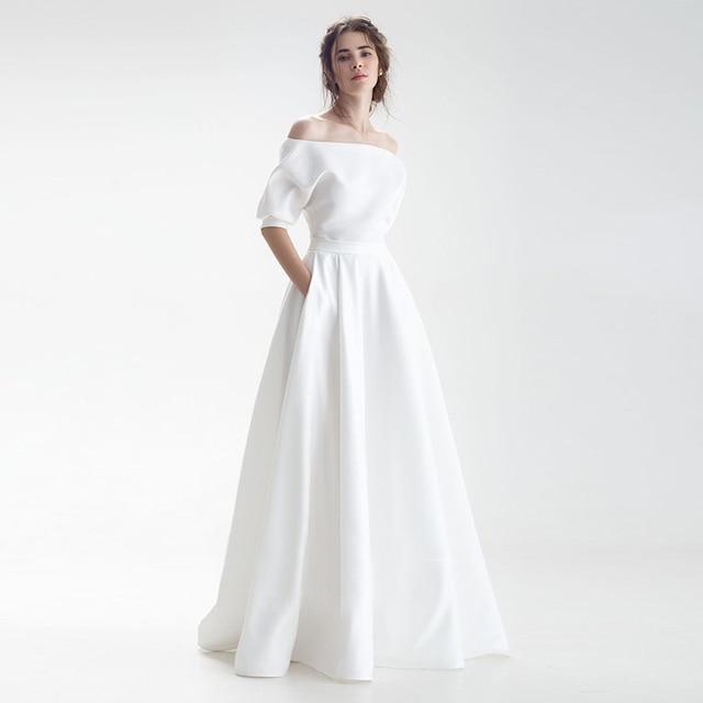 Robe de Mariée Bohème Vintage Clémence