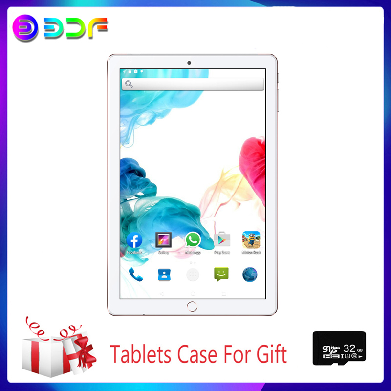 10.1 inch Tablet PC New System Strong Stability 3G/4ghone Call Android Octa Core 6G/64GB Dual SIM Support Wi-Fi Bluetooth Tablet