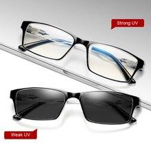 Blue Light Uv Blocking Photochromic Glasses Computer Women M