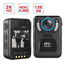 CammPro-cámara corporal portátil más ligera C3, punto de acceso, tecnología de red, IR, visión nocturna, impermeable, Mini cámara de policía