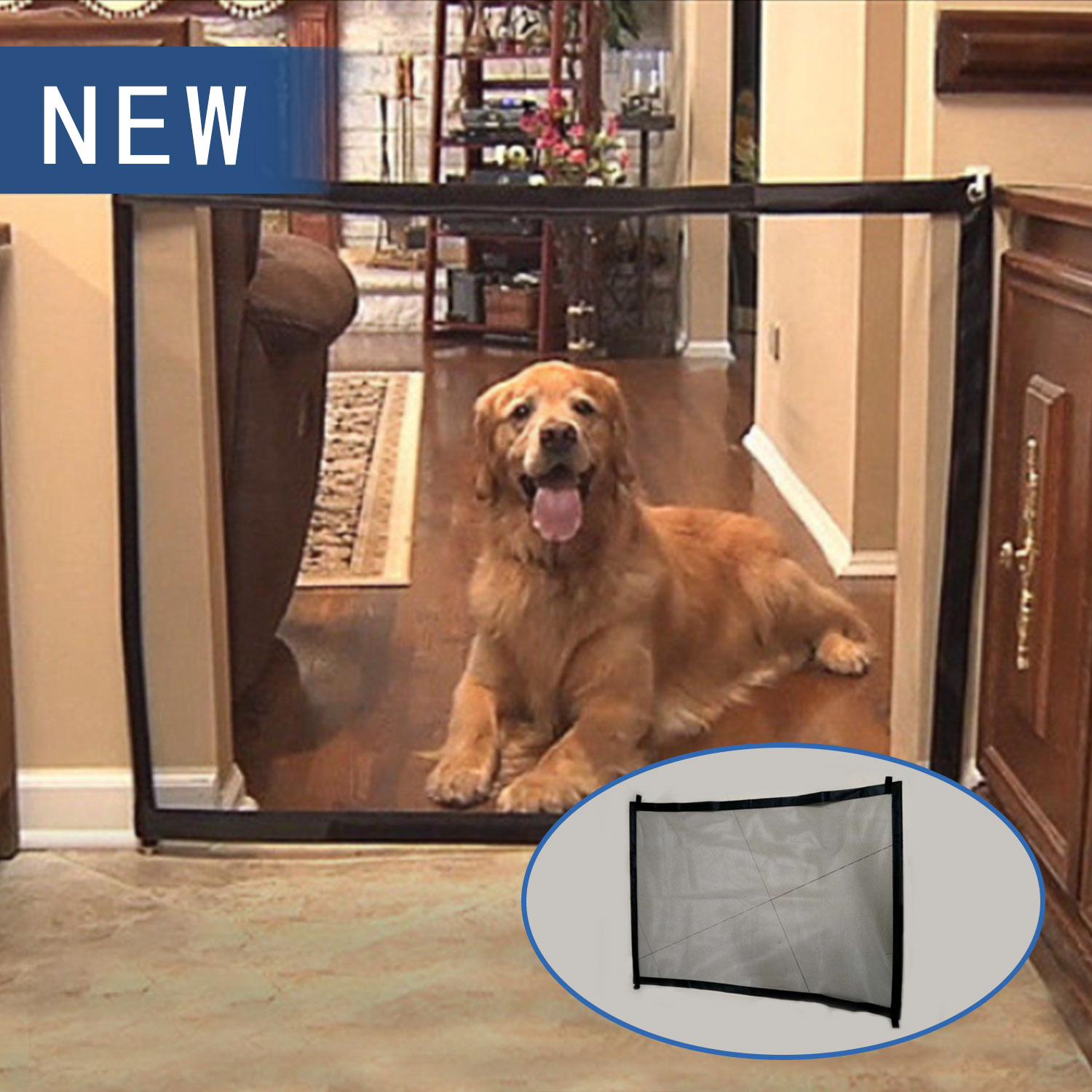 Portable Pet Barrier Fences Safety Guard Gate Fence For Doorways Stairs Bedroom Kitchen Separation Guard Dog Baby Safety Fences
