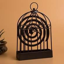 Креативная нордическая Минималистичная стильная железная птичья