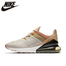 Nike Air Max 270 Premium Running Shoes Sneakers Sports AO8283-200 for Men 40-45(China)