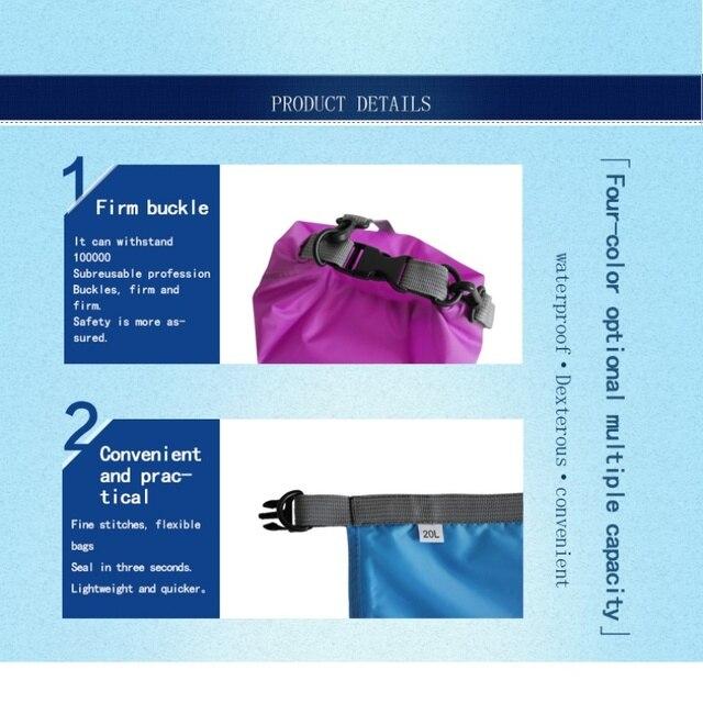 waterproof swimbag, gearbag 3