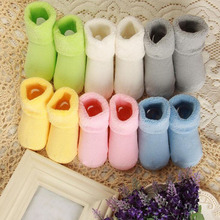 2019 New autumn and winter newborn baby socks cotton thick floor toddler foot socks cheap JYFTNC CN(Origin)