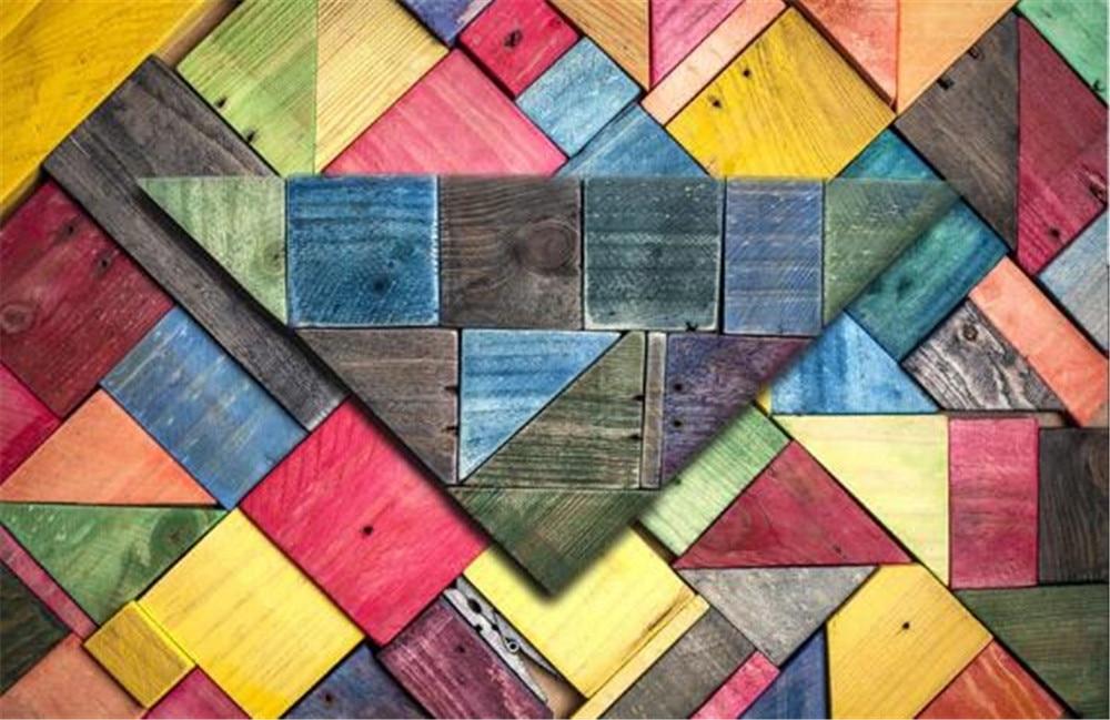 Milofi custom wallpaper wallpaper retro nostalgic wood board wood grain hotel restaurant mural background wall