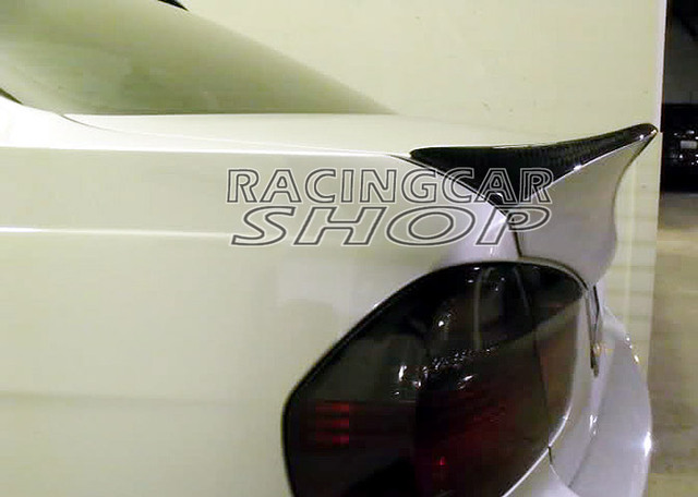 CSL Style UNPAINTED Rear Spoiler For BMW 3-Series E90 4Door 2006-2008 M057F 3