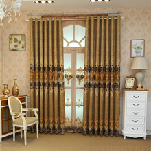 European embroidered curtains for…