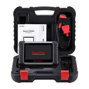 Image 5 - Autel Maxipro MP808 OBD2 Scanner Automotive Obdii Diagnostic Tool Tester Obd Injector Codering Sleutel Codering Code Reader Pk MK808