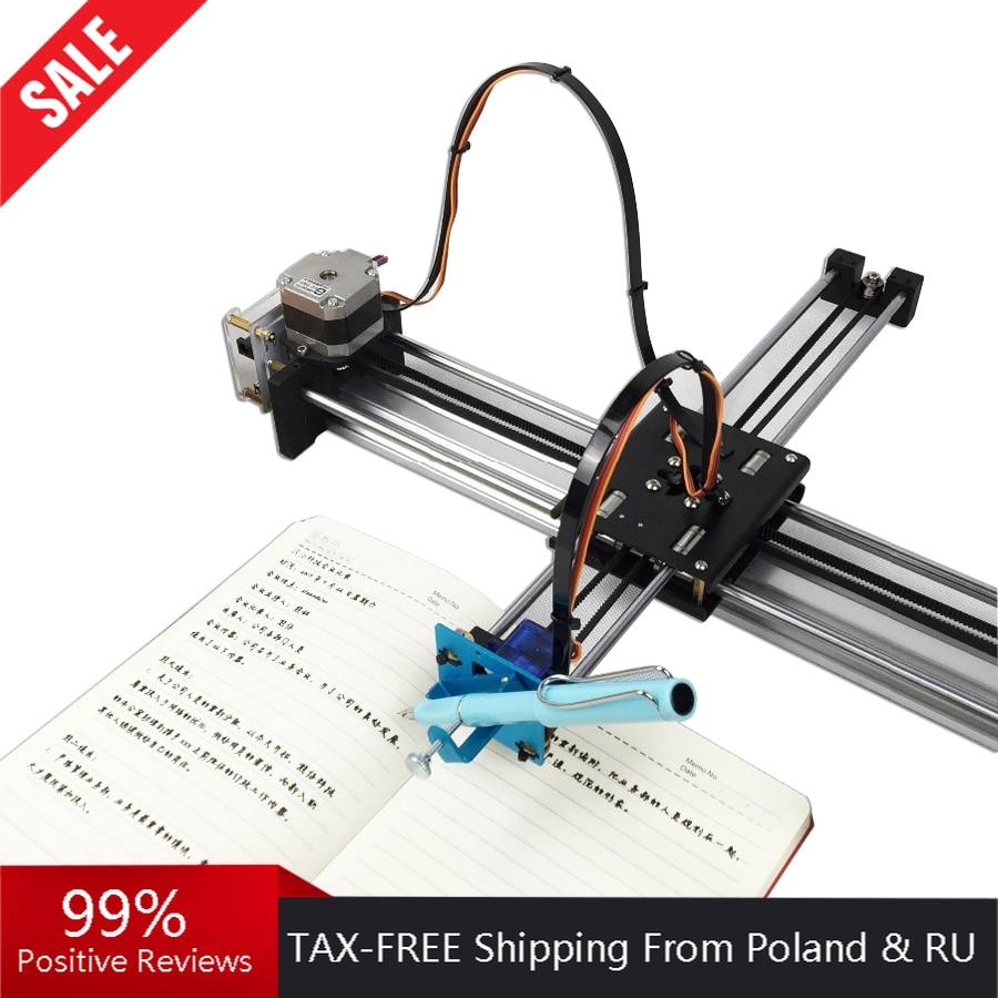 DIY координатный плоттер высокоточная ручка-робот для рисования с ЧПУ, Интеллектуальный робот для рисования и письма