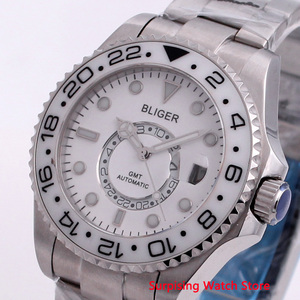 Bliger 43mm Automatic Mens Wat