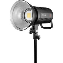 Jinbei-Efii-60 de luz Led EFII-100, 60W, 100W Portátil Reflector)