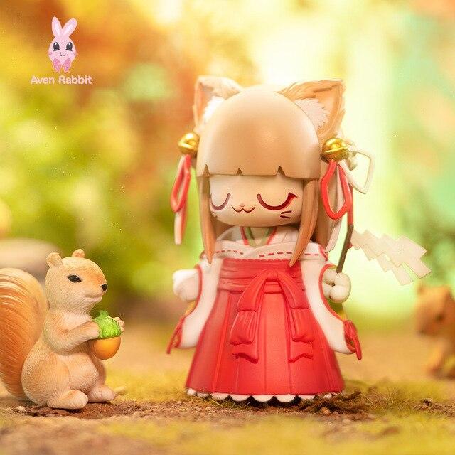 Kimmy&Miki Werewolf Killing Card Game Blind Box Toys Guess Bag Caja Ciega Blind Bag Toys for Girls Anime Figures Surprise Gift 2