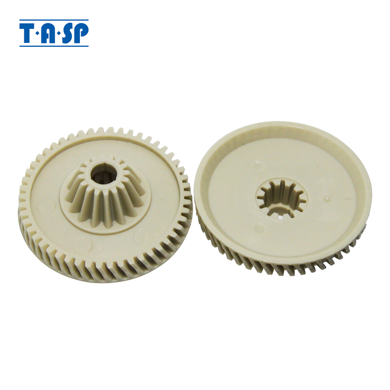 2pcs Gears Spare Parts for Meat Grinder Plastic Mincer Wheel for Bosch MFW1501 MFW1507 MFW1511 MFW1545 MFW1550 MFW15500 Kitchen meat grinder parts grinder parts meat grinder gear - title=