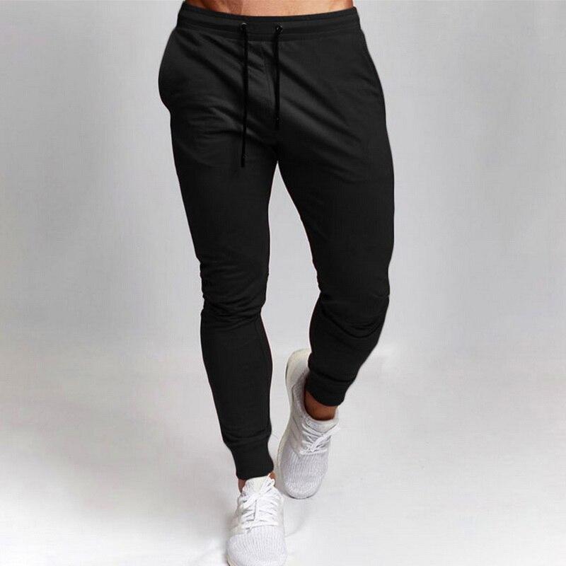 Man Fashion Tracksuit Trackpant Joggers Gym Sport Fitness Harem Pants Men Clothing Streetwear Sweatpants Solid Trousers Men