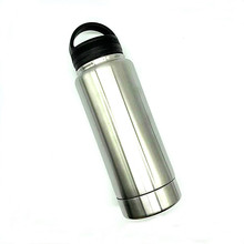 Stainless Steel Tumbler Safe Water Bottle Stash Box Diversion Hidden with huge storage and vacuum keep warm cold