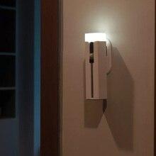 Youpin çok fonksiyonlu taşınabilir indüksiyon el feneri gece ışıklı güç bankası ışığa duyarlı vücut indüksiyon ışık