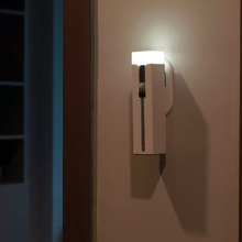 Youpin متعددة الوظائف المحمولة التعريفي مصباح يدوي ليلة جهاز باور بانك خفيف حساس للجسم مصابيح توجيهية
