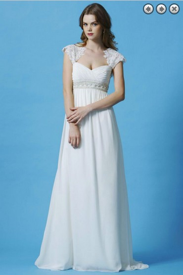 Free Shipping 2018 Maxi Beaded Brides Lace Princess Wedding Bridal Gown Belt Vestido De Festa Formales Long Bridesmaid Dresses